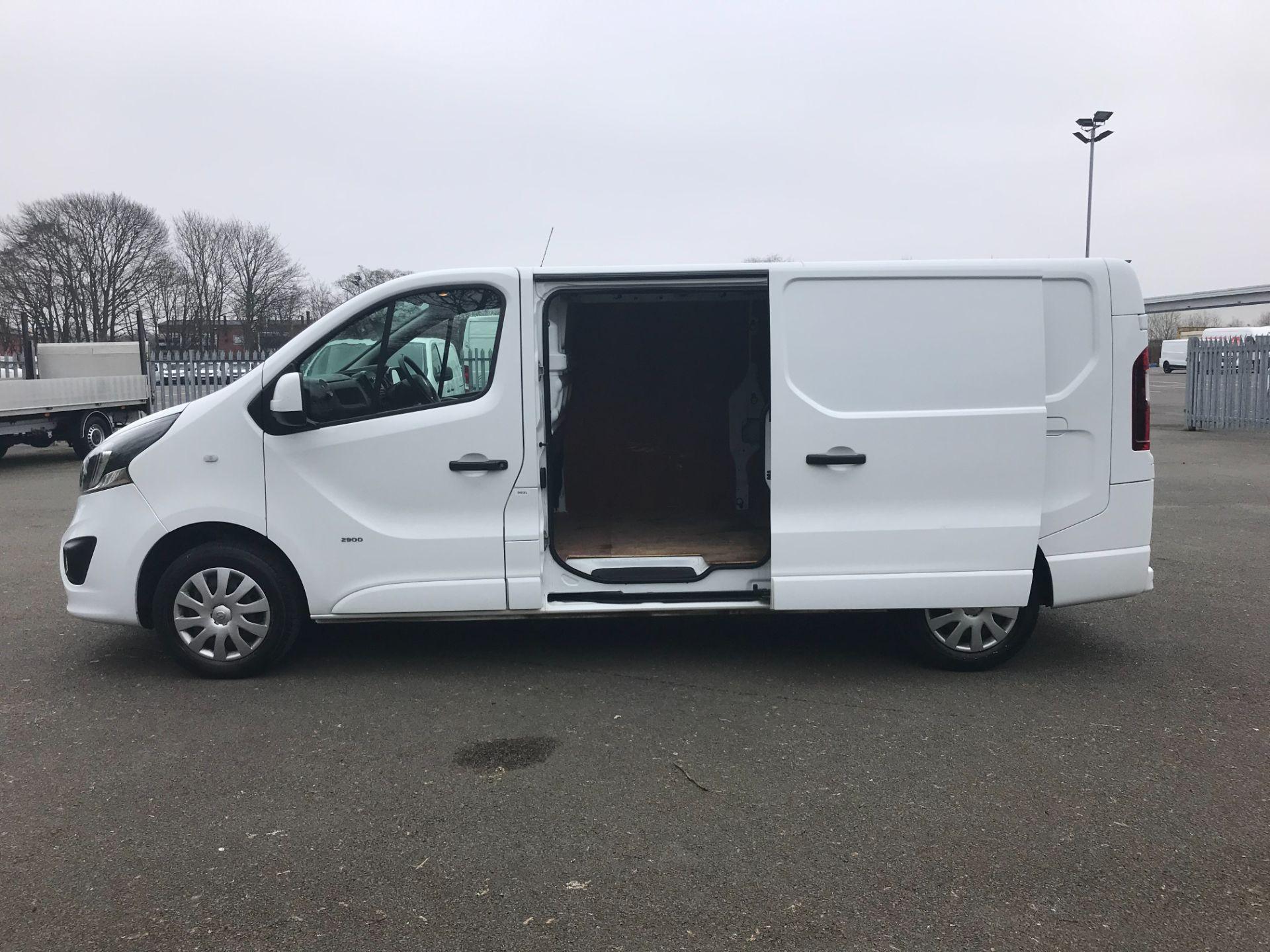 2017 Vauxhall Vivaro L2 H1 2900 1.6CDTI 120PS SPORTIVE EURO 6 (DS67BCE) Image 5