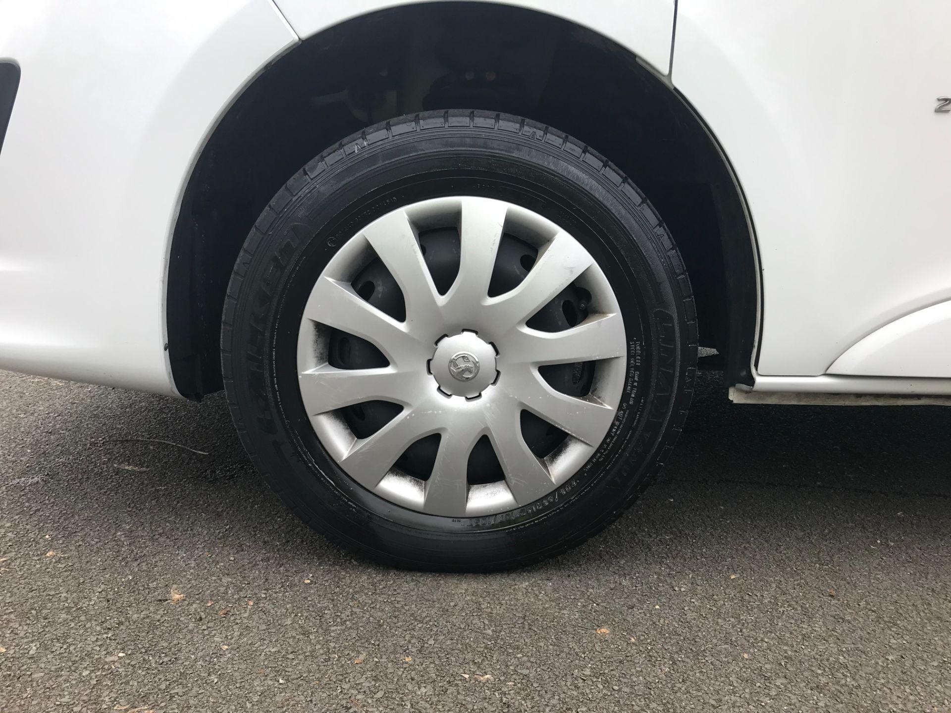 2017 Vauxhall Vivaro L2 H1 2900 1.6CDTI 120PS SPORTIVE EURO 6 (DS67BCE) Image 13