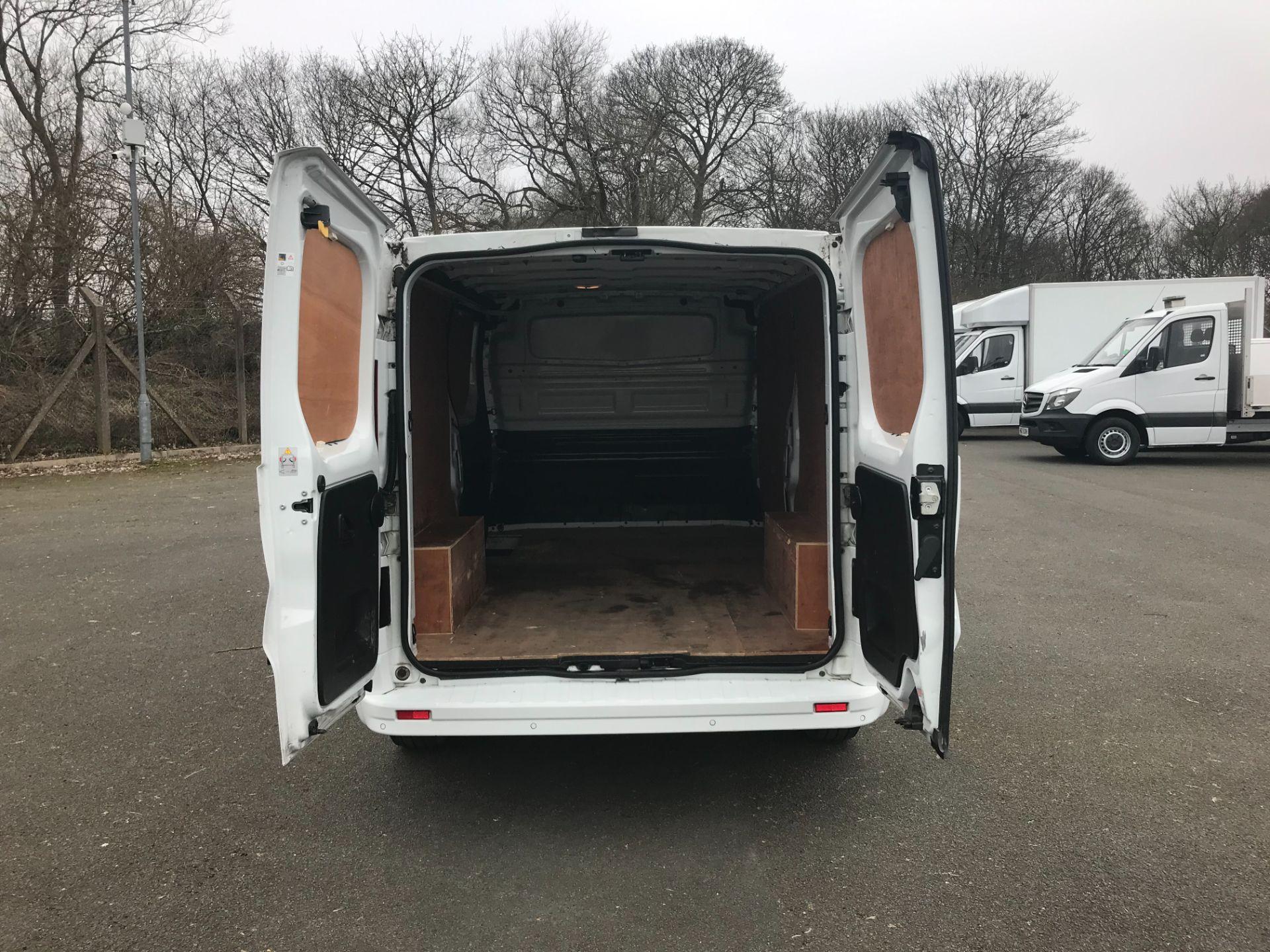 2017 Vauxhall Vivaro L2 H1 2900 1.6CDTI 120PS SPORTIVE EURO 6 (DS67BCE) Image 8
