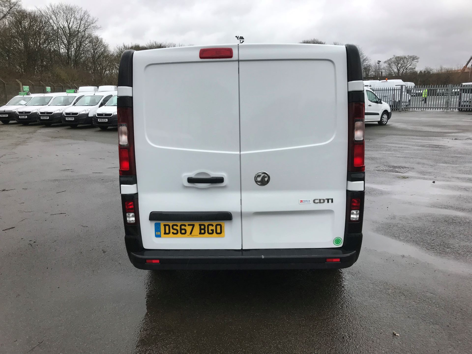 2017 Vauxhall Vivaro L2 H1 2900 1.6CDTI 120PS EURO 6 (DS67BGO) Image 6