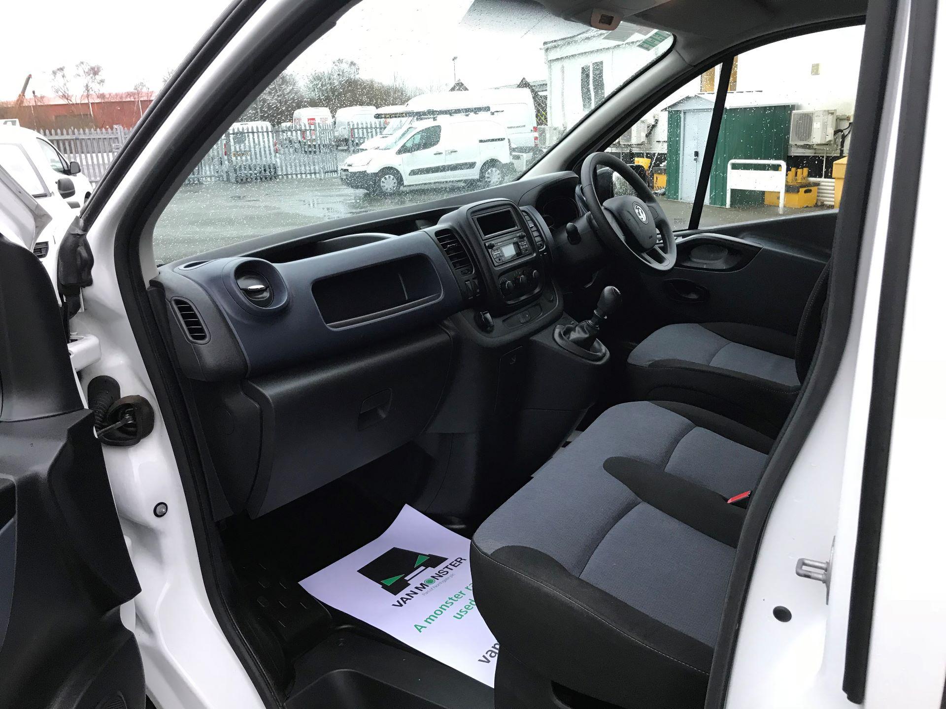 2017 Vauxhall Vivaro L2 H1 2900 1.6CDTI 120PS EURO 6 (DS67BGO) Image 17