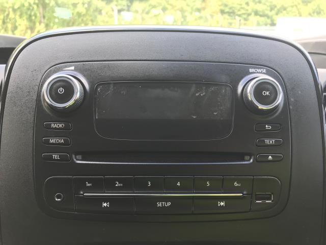 2017 Vauxhall Vivaro Vauxhall Vivaro 2900 1.6 Cdti 120Ps Sportive H1 Van (DS67BJV) Image 20