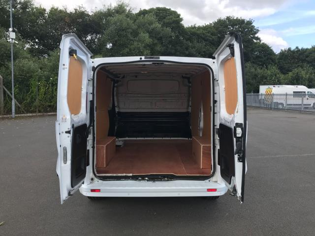 2017 Vauxhall Vivaro Vauxhall Vivaro 2900 1.6 Cdti 120Ps Sportive H1 Van (DS67BJV) Image 8