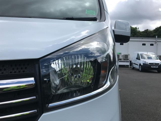 2017 Vauxhall Vivaro Vauxhall Vivaro 2900 1.6 Cdti 120Ps Sportive H1 Van (DS67BJV) Image 12