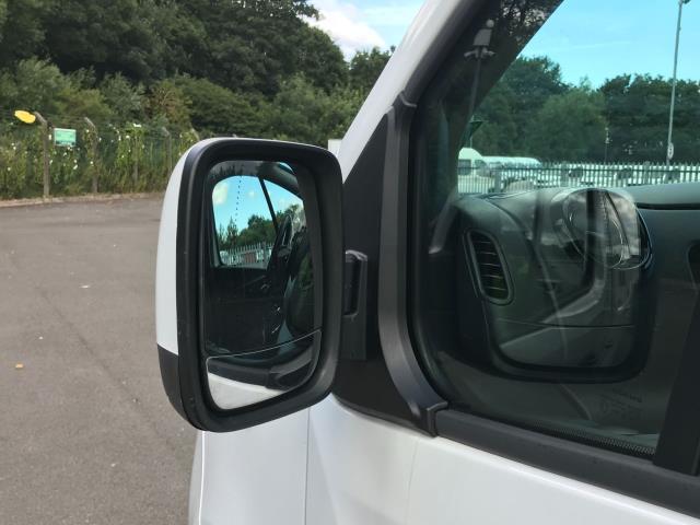 2017 Vauxhall Vivaro Vauxhall Vivaro 2900 1.6 Cdti 120Ps Sportive H1 Van (DS67BJV) Image 14