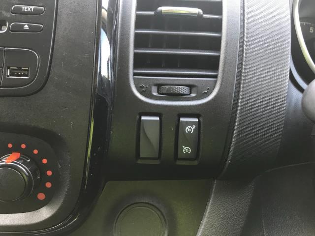 2017 Vauxhall Vivaro Vauxhall Vivaro 2900 1.6 Cdti 120Ps Sportive H1 Van (DS67BJV) Image 22