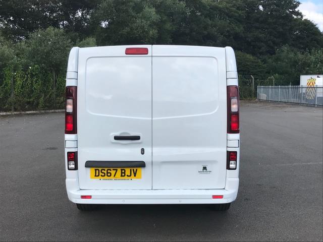2017 Vauxhall Vivaro Vauxhall Vivaro 2900 1.6 Cdti 120Ps Sportive H1 Van (DS67BJV) Image 7