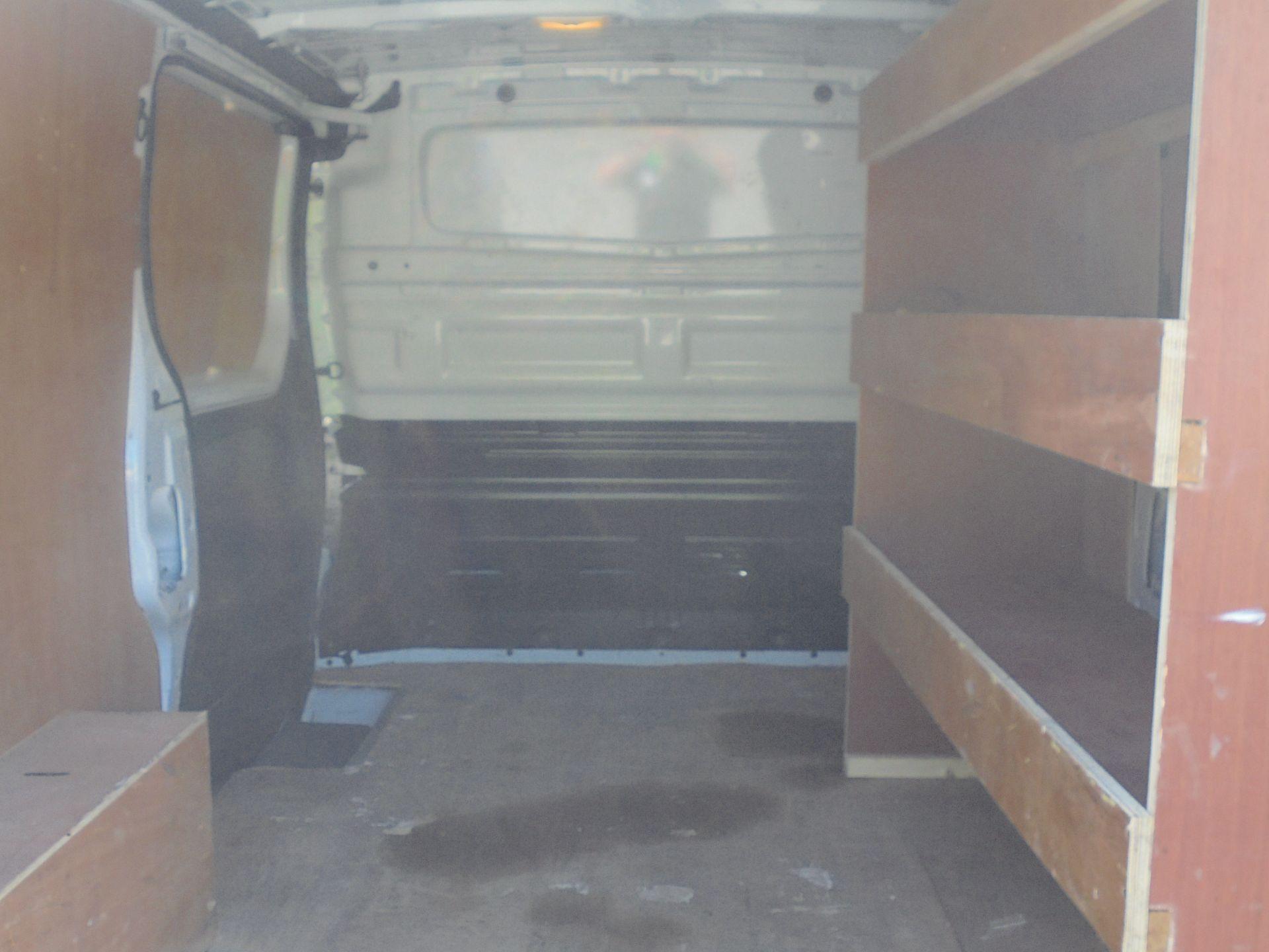 2017 Vauxhall Vivaro 2900 1.6Cdti 120Ps H1 Van (DS67BUU) Image 10