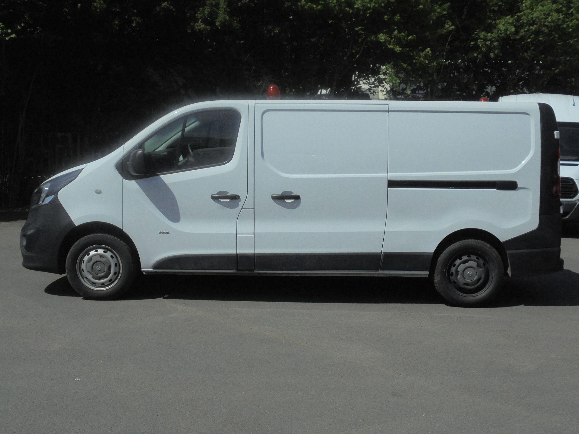2017 Vauxhall Vivaro 2900 1.6Cdti 120Ps H1 Van (DS67BUU) Image 4