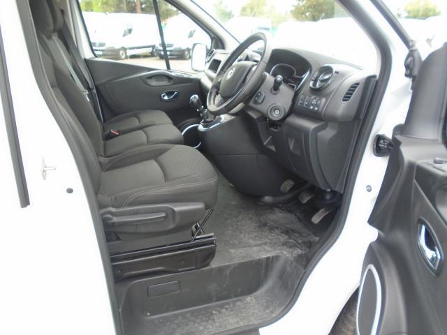 2017 Vauxhall Vivaro  L2 H1 2900 1.6 CDTI 120PS SPORTIVE EURO 6 (DS67BWB) Image 18