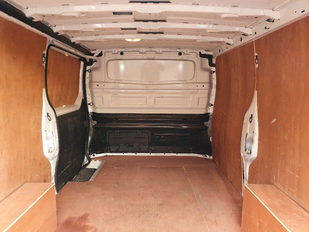 2017 Vauxhall Vivaro 2900 1.6Cdti 120Ps Sportive H1 Van (DS67BWO) Image 11