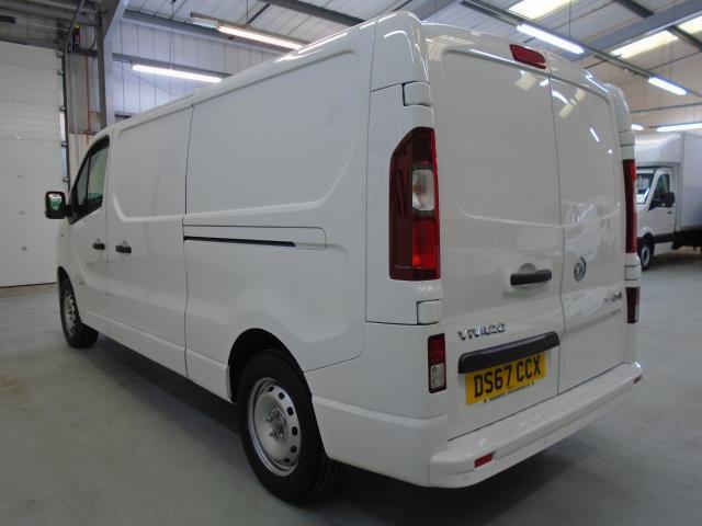 2017 Vauxhall Vivaro 2900 1.6Cdti 120Ps Sportive H1 Van (DS67CCX) Image 8