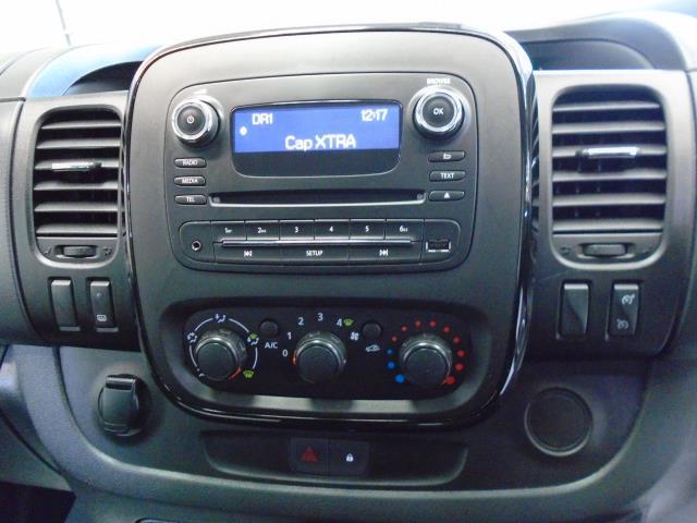2017 Vauxhall Vivaro 2900 1.6Cdti 120Ps Sportive H1 Van (DS67CCX) Image 20