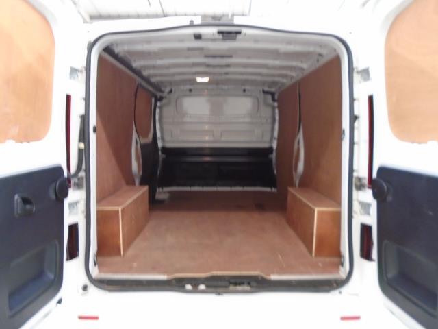 2017 Vauxhall Vivaro 2900 1.6Cdti 120Ps Sportive H1 Van (DS67CCX) Image 11