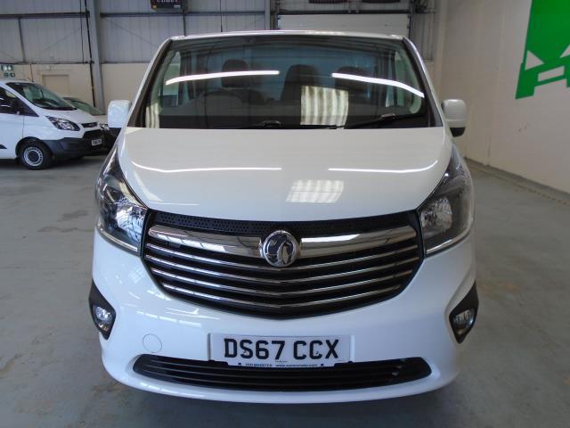 2017 Vauxhall Vivaro 2900 1.6Cdti 120Ps Sportive H1 Van (DS67CCX) Image 2