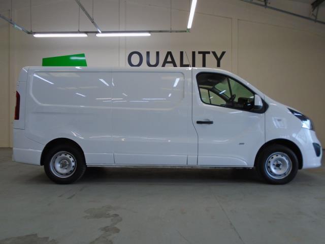 2017 Vauxhall Vivaro 2900 1.6Cdti 120Ps Sportive H1 Van (DS67CCX) Image 12