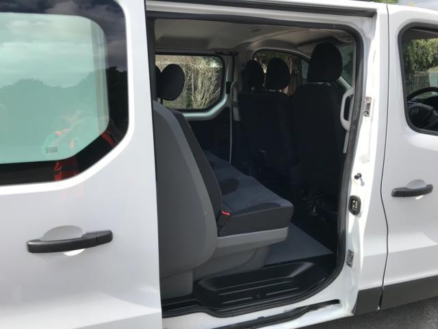 2017 Vauxhall Vivaro 2900 1.6Cdti 120Ps H1 Doublecab Euro 6 (DS67CFF) Image 31