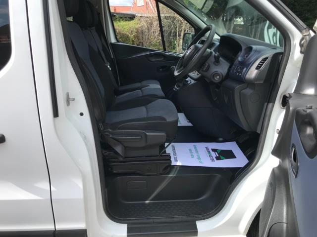 2017 Vauxhall Vivaro 2900 1.6Cdti 120Ps H1 Doublecab Euro 6 (DS67CFF) Image 12