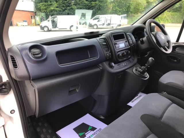 2017 Vauxhall Vivaro 2900 1.6Cdti 120Ps H1 Doublecab Euro 6 (DS67CFF) Image 24