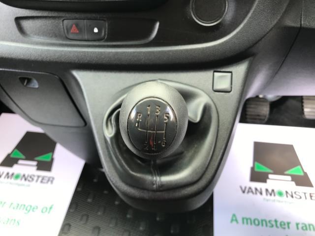 2017 Vauxhall Vivaro 2900 1.6Cdti 120Ps H1 Doublecab Euro 6 (DS67CFF) Image 21