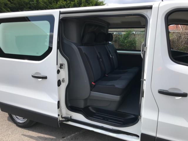 2017 Vauxhall Vivaro 2900 1.6Cdti 120Ps H1 Doublecab Euro 6 (DS67CFF) Image 32