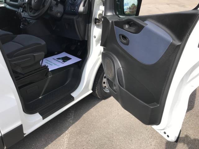 2017 Vauxhall Vivaro 2900 1.6Cdti 120Ps H1 Doublecab Euro 6 (DS67CFF) Image 13
