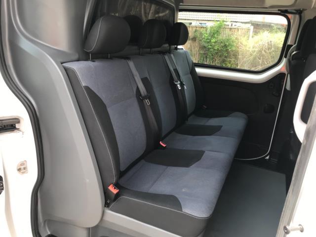 2017 Vauxhall Vivaro 2900 1.6Cdti 120Ps H1 Doublecab Euro 6 (DS67CFF) Image 33