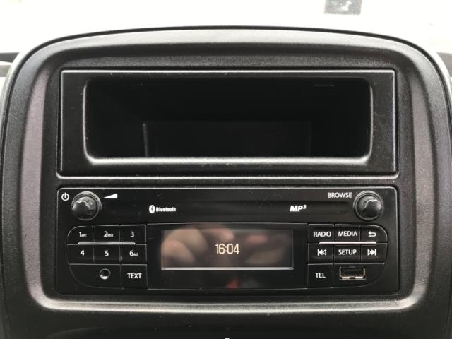 2017 Vauxhall Vivaro 2900 1.6Cdti 120Ps H1 Doublecab Euro 6 (DS67CFF) Image 19
