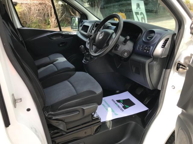 2017 Vauxhall Vivaro 2900 1.6Cdti 120Ps H1 Doublecab Euro 6 (DS67CFF) Image 10