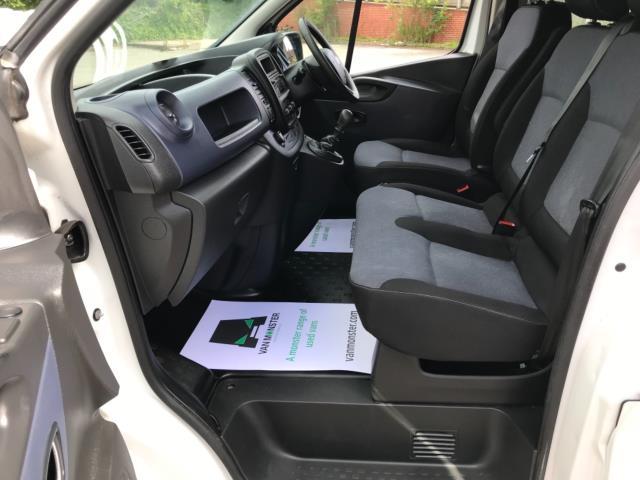 2017 Vauxhall Vivaro 2900 1.6Cdti 120Ps H1 Doublecab Euro 6 (DS67CFF) Image 25