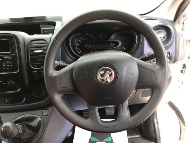 2017 Vauxhall Vivaro 2900 1.6Cdti 120Ps H1 Doublecab Euro 6 (DS67CFF) Image 14