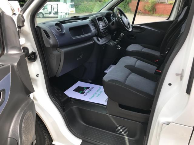 2017 Vauxhall Vivaro 2900 1.6Cdti 120Ps H1 Doublecab Euro 6 (DS67CFF) Image 23