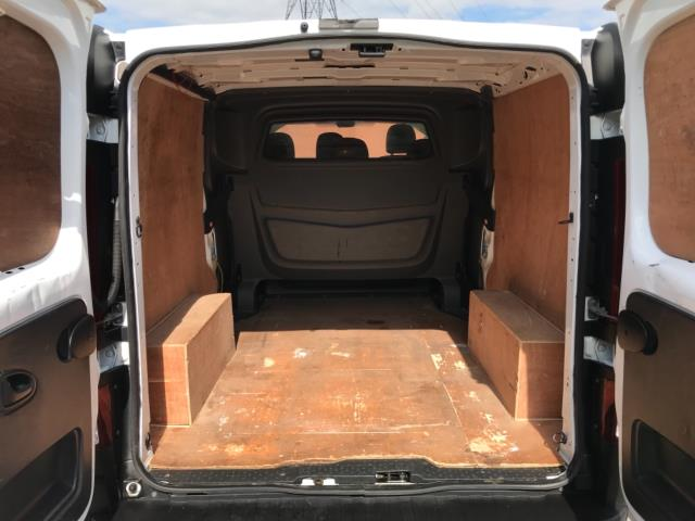 2017 Vauxhall Vivaro 2900 1.6Cdti 120Ps H1 Doublecab Euro 6 (DS67CFF) Image 36