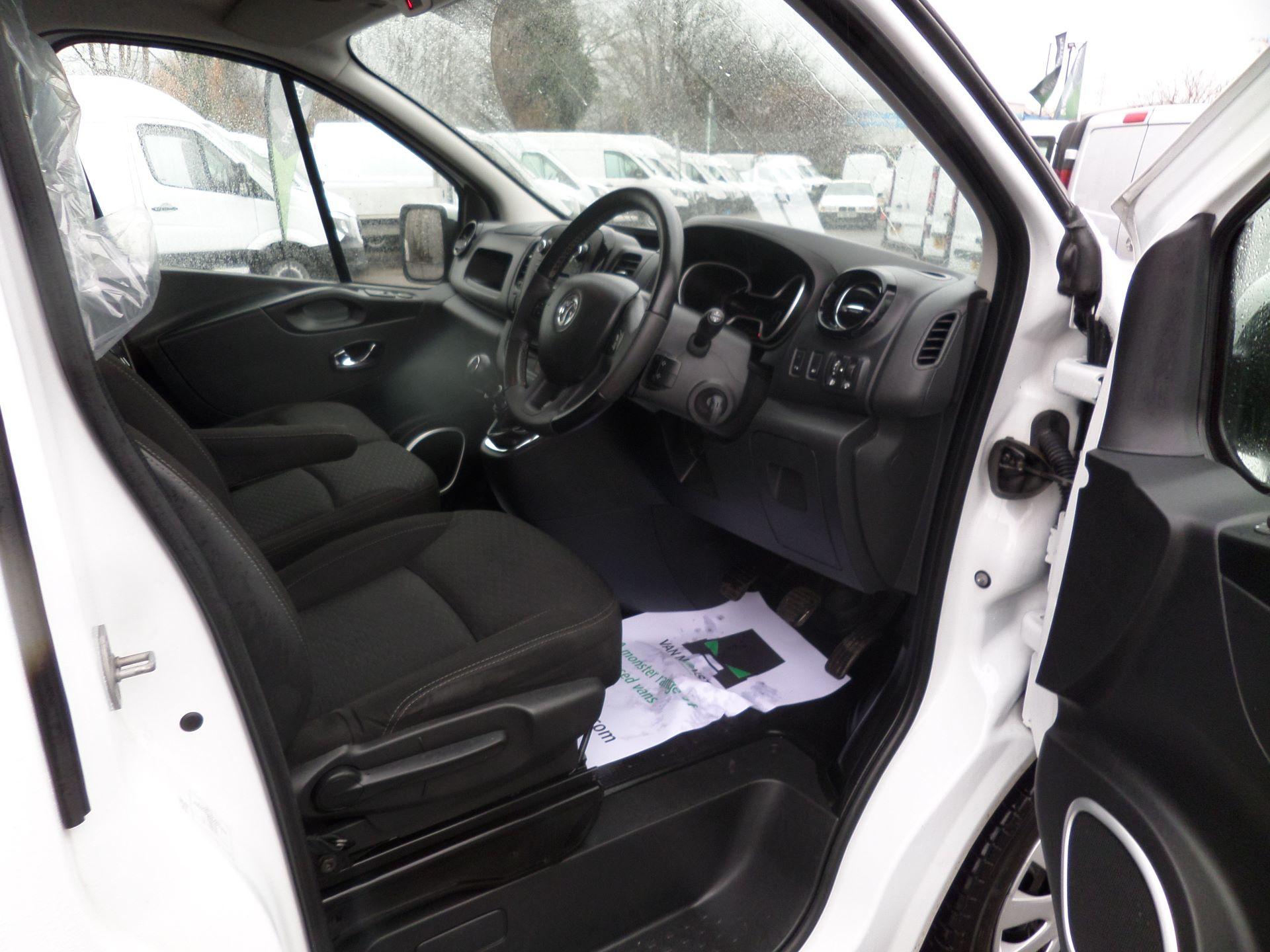 2017 Vauxhall Vivaro 2900 1.6Cdti 120Ps Sportive H1/L2 Van Euro 6 (DS67CFK) Image 11