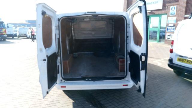 2017 Vauxhall Vivaro 2900 1.6Cdti 120Ps Sportive H1 Van (DS67CFM) Image 6