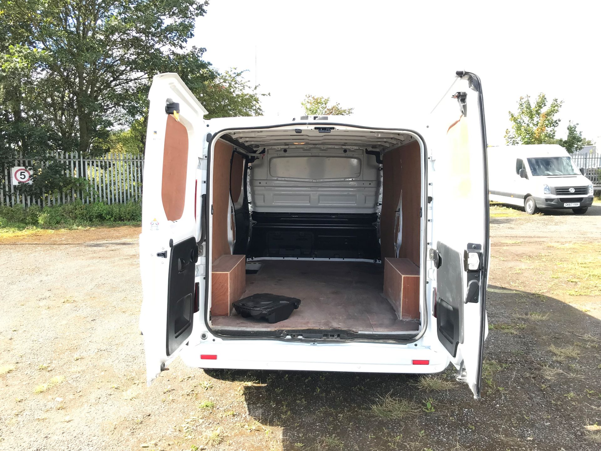 2017 Vauxhall Vivaro 2900 1.6Cdti 120Ps Sportive H1 Van (DS67CFO) Image 15