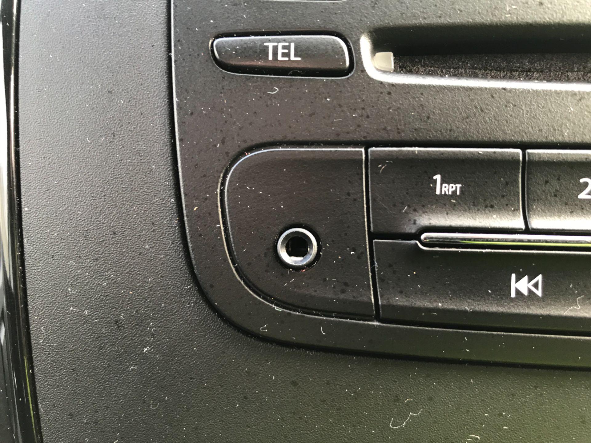 2017 Vauxhall Vivaro 2900 L2 H1 1.6CDTI 120PS SPORTIVE EURO 6 (DS67CJF) Image 23