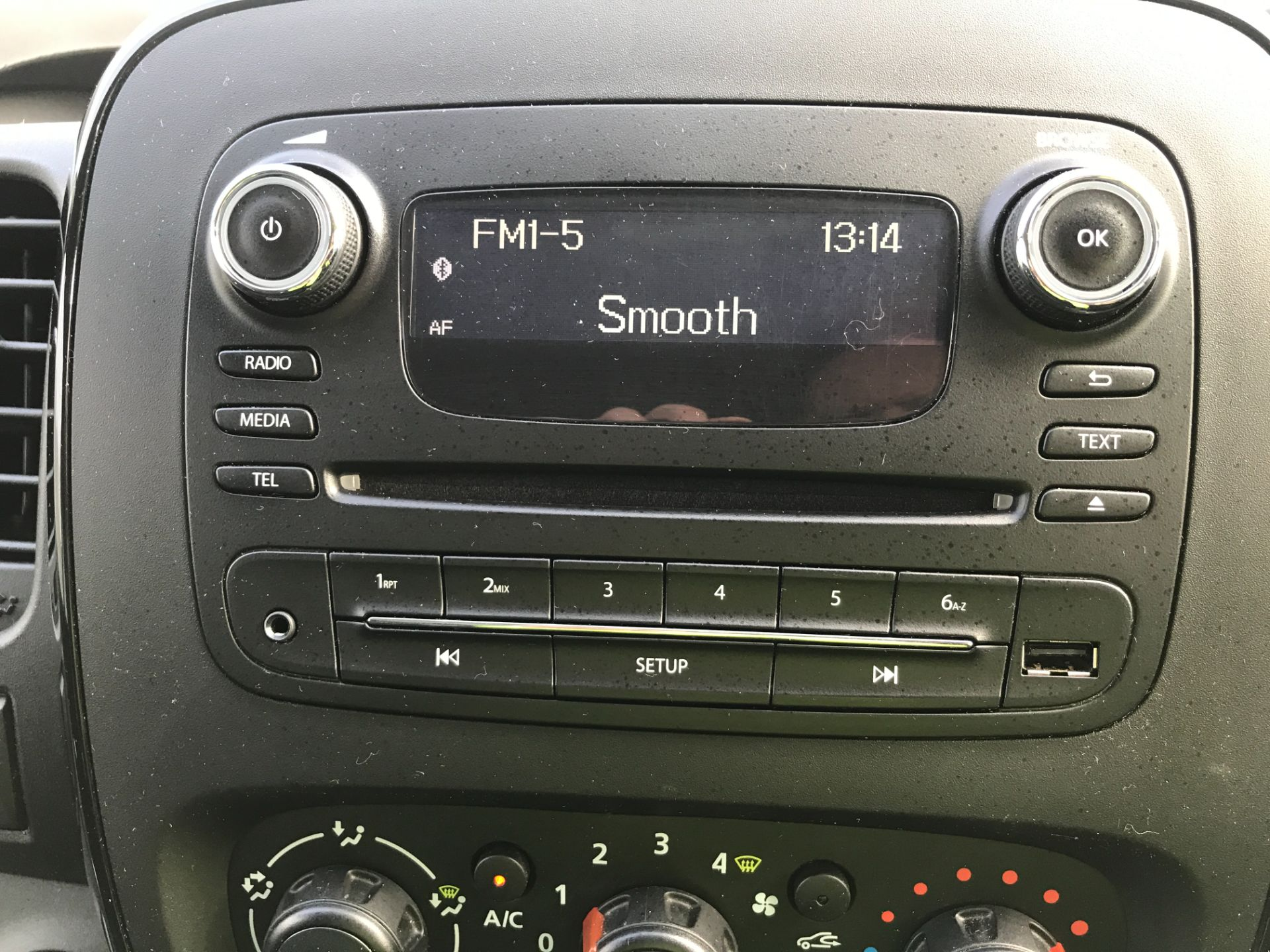2017 Vauxhall Vivaro 2900 L2 H1 1.6CDTI 120PS SPORTIVE EURO 6 (DS67CJF) Image 21