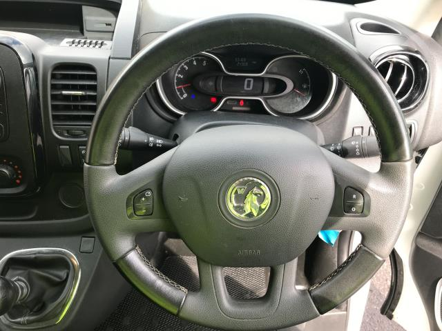 2017 Vauxhall Vivaro 2900 L2 H1 1.6CDTI 120PS SPORTIVE EURO 6 (DS67CJV) Image 13