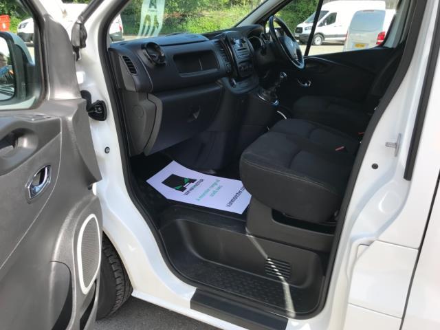 2017 Vauxhall Vivaro 2900 1.6Cdti 120Ps Sportive H1 Van Euro 6 (DS67CKJ) Image 27