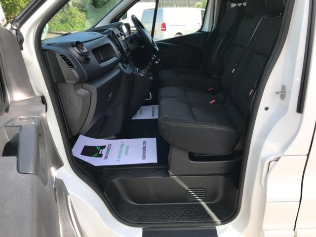 2017 Vauxhall Vivaro 2900 1.6Cdti 120Ps Sportive H1 Van Euro 6 (DS67CKJ) Image 29