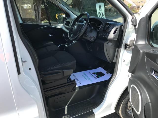 2017 Vauxhall Vivaro 2900 1.6Cdti 120Ps Sportive H1 Van Euro 6 (DS67CKJ) Image 10