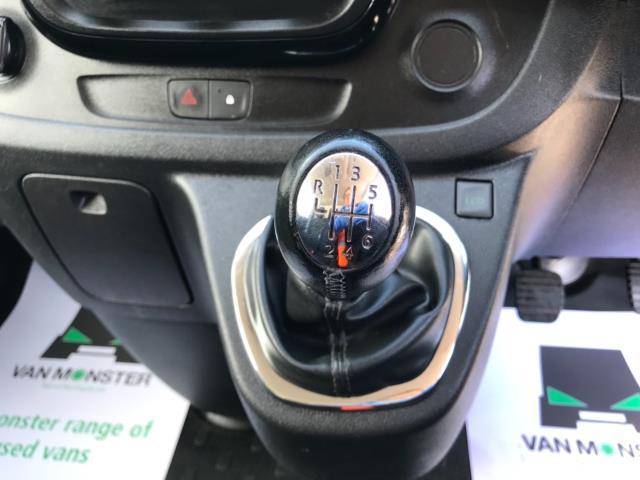 2017 Vauxhall Vivaro 2900 1.6Cdti 120Ps Sportive H1 Van Euro 6 (DS67CKJ) Image 23