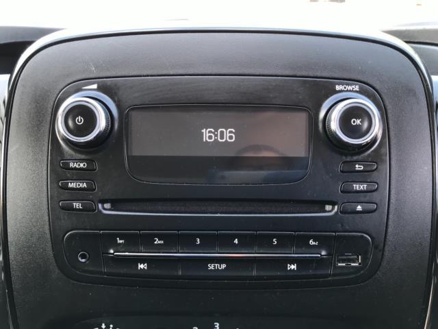 2017 Vauxhall Vivaro 2900 1.6Cdti 120Ps Sportive H1 Van Euro 6 (DS67CKJ) Image 20