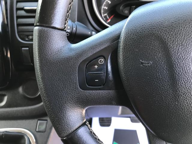 2017 Vauxhall Vivaro 2900 1.6Cdti 120Ps Sportive H1 Van Euro 6 (DS67CKJ) Image 15