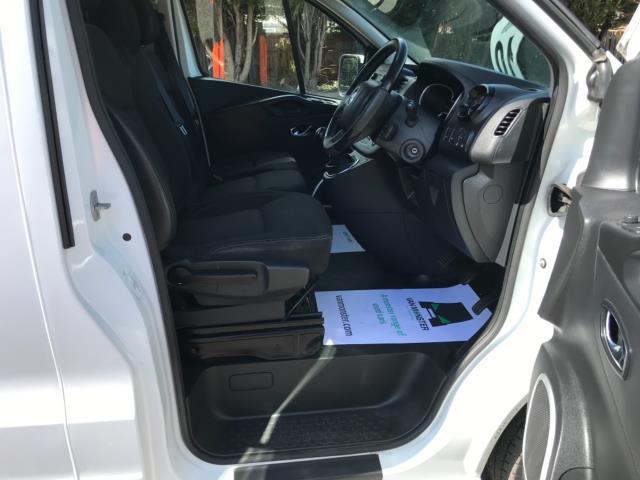 2017 Vauxhall Vivaro 2900 1.6Cdti 120Ps Sportive H1 Van Euro 6 (DS67CKJ) Image 12