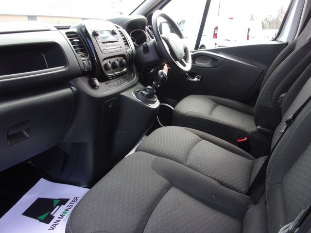 2017 Vauxhall Vivaro 2900 1.6Cdti 120Ps Sportive L2 H1 Van (DS67CNX) Image 15