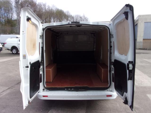 2017 Vauxhall Vivaro 2900 1.6Cdti 120Ps Sportive L2 H1 Van (DS67CNX) Image 20