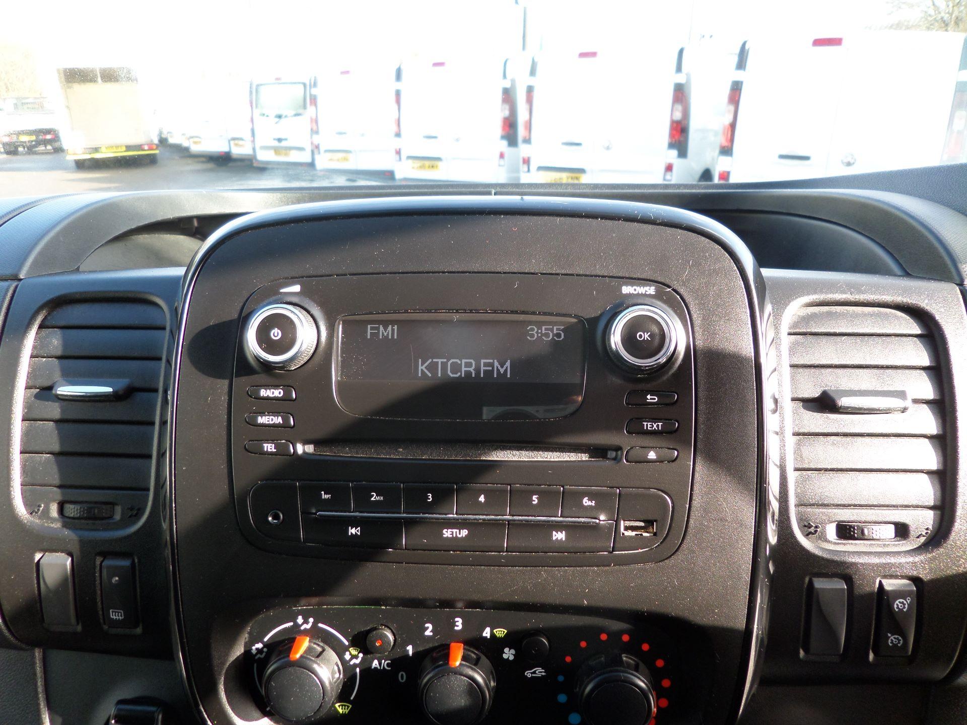 2017 Vauxhall Vivaro 2900 1.6Cdti 120Ps Sportive H1/L2 Van Euro 6 (DS67CNZ) Image 12