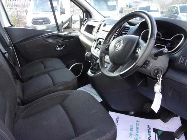 2017 Vauxhall Vivaro 2900 1.6Cdti 120Ps Sportive L2 H1 Van (DS67CPZ) Image 2